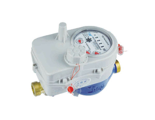 New AMR smart water meter with built in control valve, wireless Lora