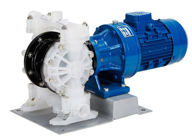 Stainless Steel Pneumatic Diaphragm Pumps Air Operated For
