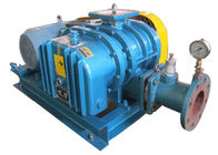 Best Conveying gas blower High Pressure roots lobe blower for non corrosive gas convey 98kpa 15kw Size 125mm