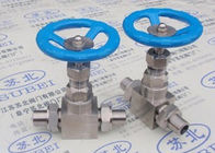 Thread weld stop valve for chemical liquid fluid transfer PN0.6 Mpa to PN80 Mpa DN2 to DN65