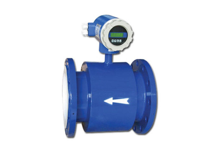 Food And Beverage Variable Area Flow Meter Magnetic Flowmeters With PTFE Lining