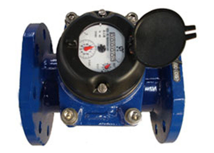 Helix Multi Jet Woltmann Water Meter For Water Distribution And Irrigation DN50 - DN500 Ductile Iron