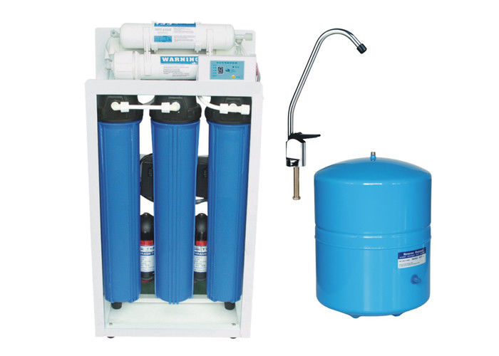 0.1 - 0.35 Mpa Reverse Osmosis Water System / Reverse Osmosis Water Filter