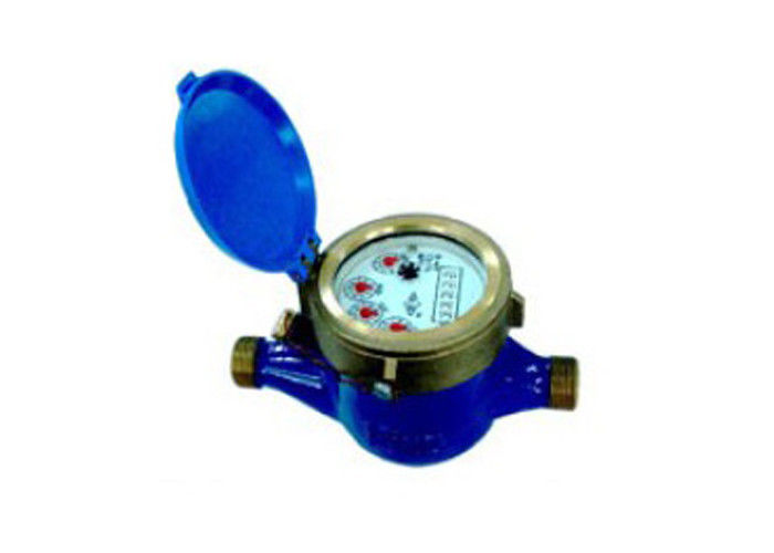 Horizontal Multi Jet Water Meter Housing Material Brass Port Size DN32 Mbus Communication