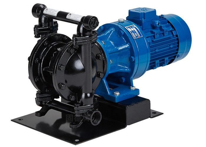 Cast steel Electric Diaphragm Pump for high temperature liquid fluid