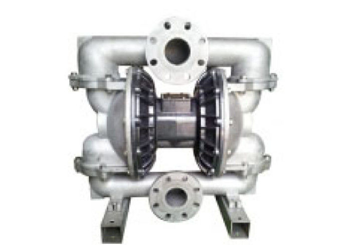 Stainless steel pneumatic diaphragm pump for chemical