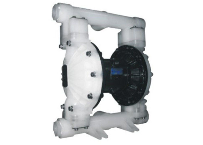 PVDF Pneumatic Diaphragm Pumps suction height 5m air - driven