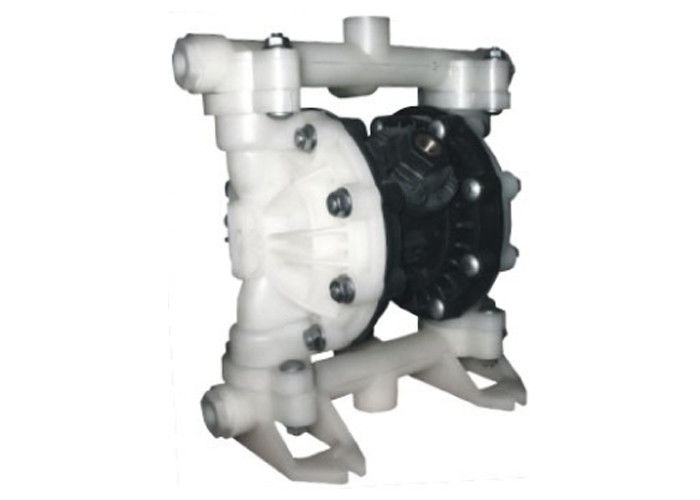 PVDF air - operated double diaphragm pump for automotive wash , lube , oil