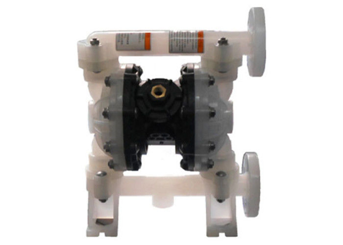 Dn20 Air Driven Diaphragm Pump Pp Housing Material For Chemical Transfer