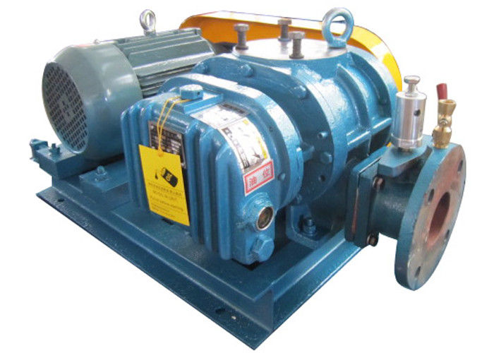 Pneumatic Air Blowers : Kw high pressure tri lobe roots blower for pneumatic convey