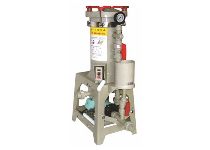 FRPP Chemical Filtration Systems for Electro plating