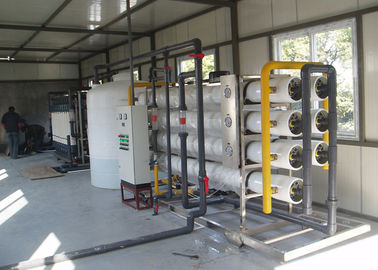 China Reclaimed Waste Water Treatment Plant in textile dyeing industry 100m3/h factory