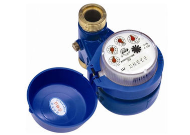 Commercial Water Bulk Meter Multijet Water Meter DN25 Grey Iron