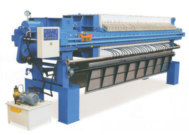 Automatic plate drawing Plate and frame Filter Press in food and beverage industry