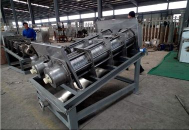 20000 Mg / L Plate And Frame Filter Press For Sludge Treatment In Metallurgy