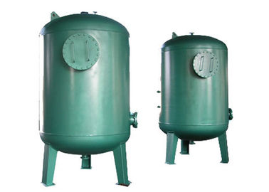 Multi Grade Silica Sand Mechanical Water Tank Filter System For SS And Turbidity Removal With Back & Air Wash