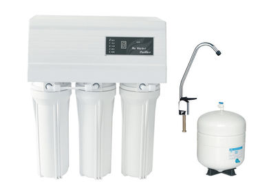 5 Stage RO Reverse Osmosis Water Filtration System With Digital Display - 50 GPD / 75 GPD / 100 GPD