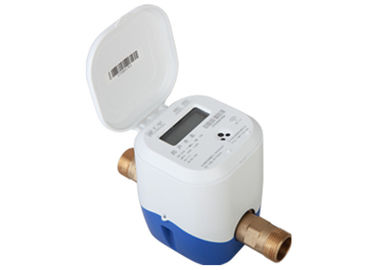 Ultrasonic water heat meter for energy management brass body DN25