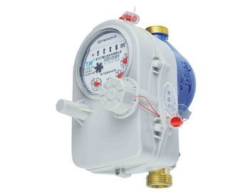 433 - 470 Mhz Adjustable Multi Jet Water Meter 20 Dbm Emitter Power 2000m Transmit Distance