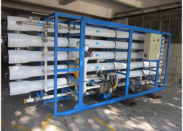 Industrial  Heavy duty  Seawater RO Plant With reverse osmosis filtration systems