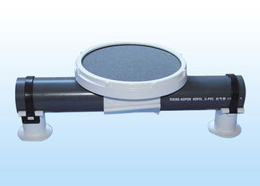 China Ceramic Coarse bubble disc diffuser in waste water treatment 215mm / 260mm Diameter factory