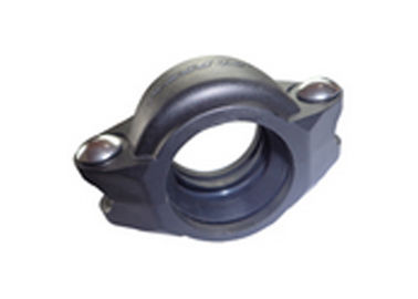 Anti-corrosion plastic flexible coupling for quick pipe connector joints Nylon made 150psi 10bar