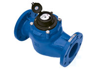 Irrigation Dry Dial Woltman Water Meter For Cold Water Dry Dial Flanged DN250 PN16