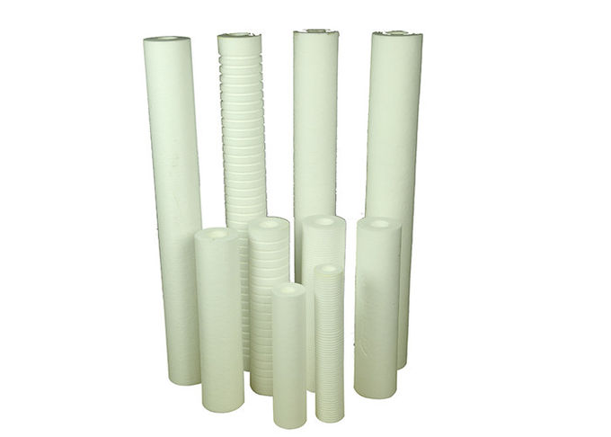 "Plastic Cartridge Filter Vessels For Wall Mount Water Filter 1/4"" Inlet/Outlet Sediment Cartridge PP"